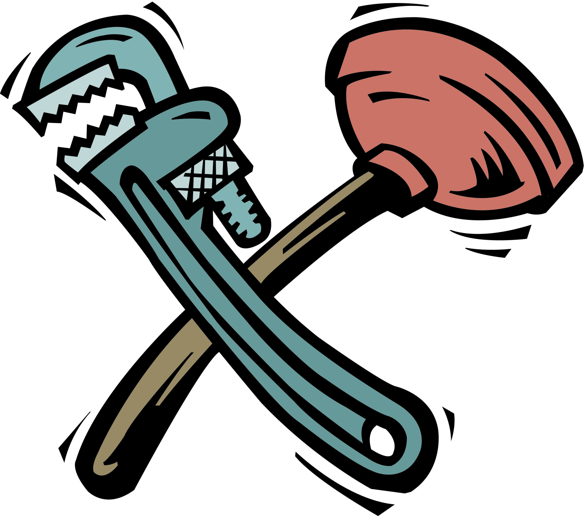 Plumbing Tools Clip Art www imgkid com - The Image Kid